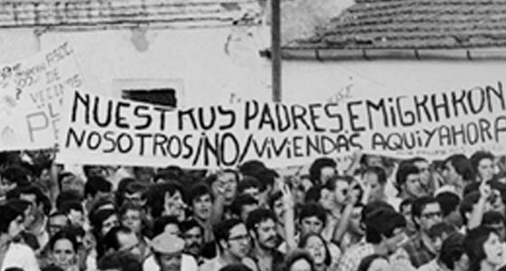 LA OPERACIÓN DE BARRIOS EN REMODELACIÓN (1979-1986)